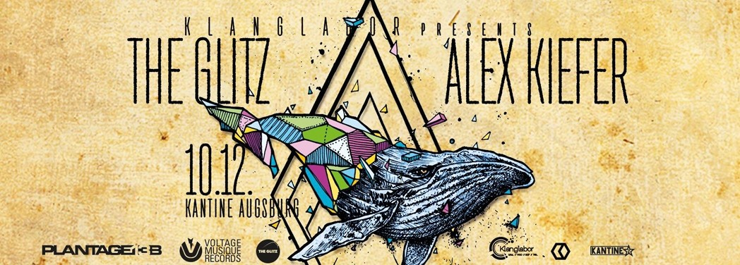 Sa. 10.12. Klanglabor feat. The Glitz & Alex Kiefer