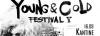 Sa. 16.09.2017  Young and Cold Festival V – Tag 3: The Arch + Sudeten Creche + Hante + Kaelan Mikla + Heute + DJs