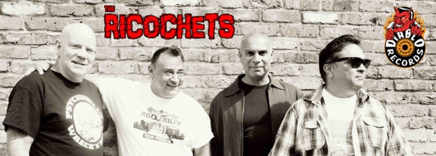 Sa. 09.12.17 The Ricochets + Mars Attacks + Hold on Tight + DJs