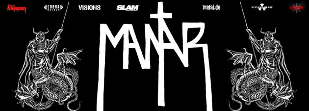 Do. 28.03.2019  Mantar + Valborg + Sweeping Death