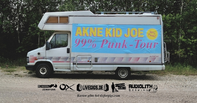 Do. 18.11.2021  AKNE KID JOE