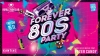 Fr. 15.11.19  Forever 80s Party | Royal Study Club Kantine