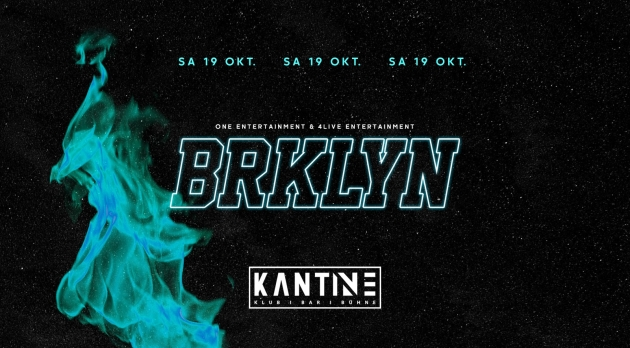 Sa. 19.10. BRKLYN – The Grand HipHop Event